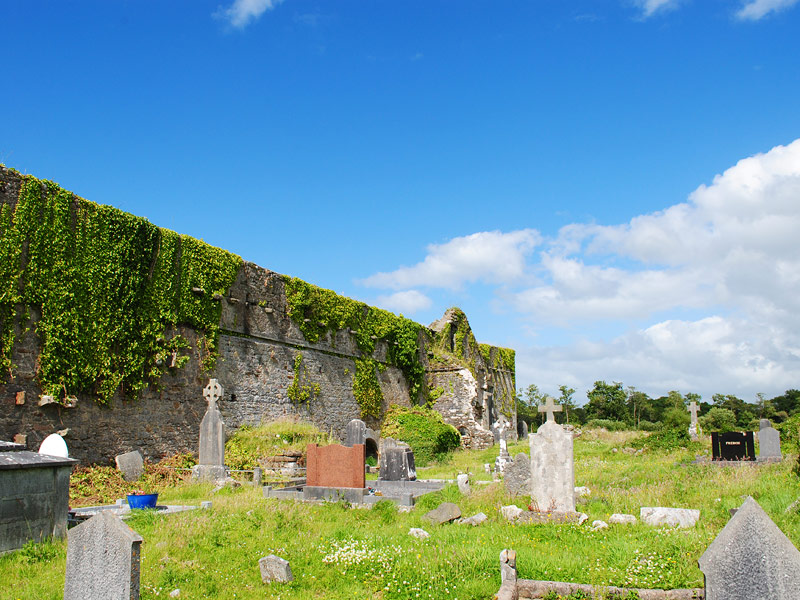 Milltown Abbey and Burial Ground