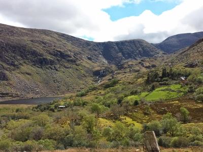 The Black Valley near Killarney