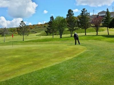 Killorglin Golf Club, 9th Green