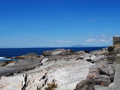 View on the Rocks near Valentia Lighthouse