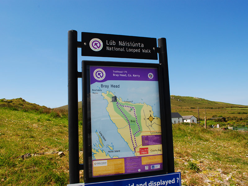 The Bray Head Loop Walk, Valentia Island