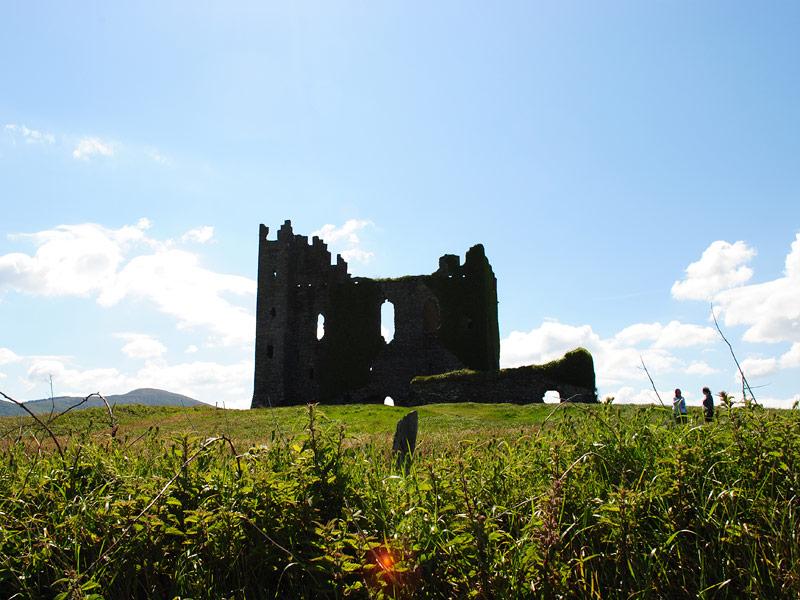 Ballycarbery Castle, Cahersiveen